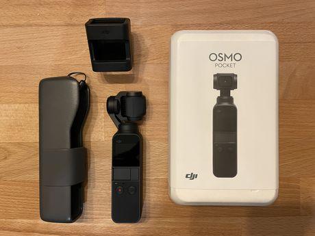 DJI Osmo Pocket + uchwyt gratis
