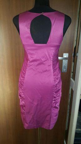 Śliczna krótka sukienka, rozmiar M / Sprzedaż lub Zamiana