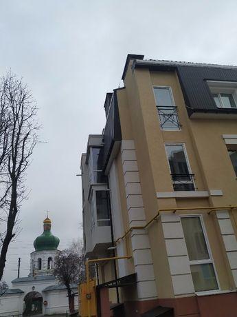 Аренда квартиры с ремонтом в новом доме. Центр.