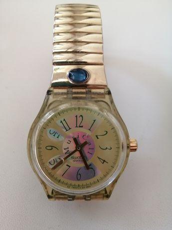 Swatch часы женские