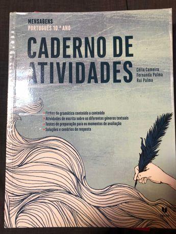 Caderno Atividades Português 10ºano