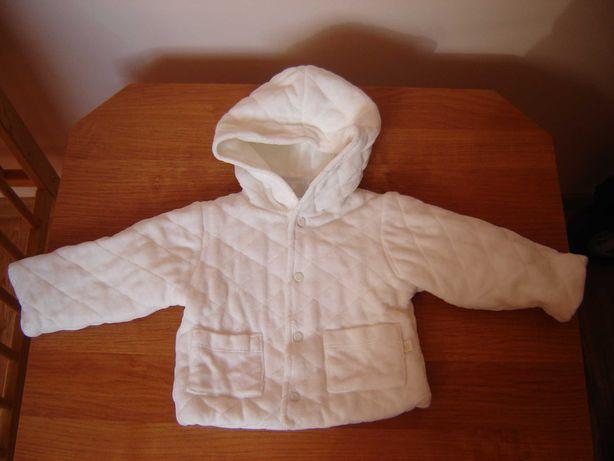 Sprzedam białą kurteczkę dla dziecka