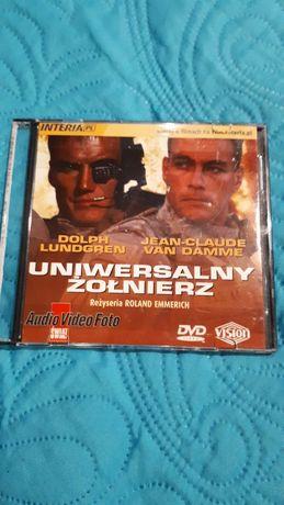 """Film dvd """"Uniwersalny żołnierz"""""""