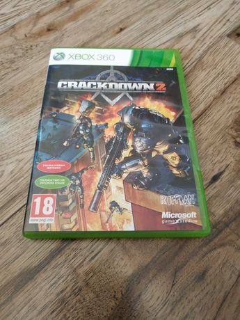 Crackdown 2 PL Xbox 360/One/Series