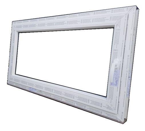 okna kacprzak okno pcv 130x70 nowe prof 6 komór