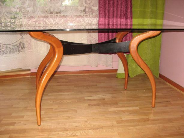 Szklany stół (duży)