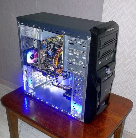Игровой компьютер: Intel Сore™ i3+GTX 550Ti +8GB ОЗУ+500gb HDD+wi-fi