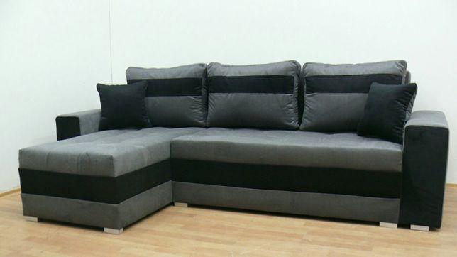 Nowy naroznik sofa kanapa do spania transport Gratis rogówka