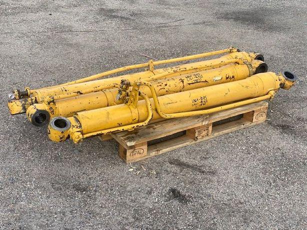 komatsu pc 210-5 siłowniki hydrauliczne komplet 3 szt