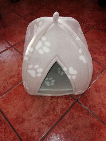 Iglu para gato ou cão de pequeno porte