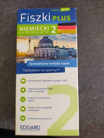 Fiszki Plus Niemiecki Dla Początkujących 2