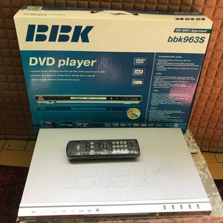 DVD плеер BBK-963S