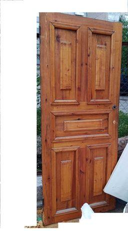 Продам деревянную дверь 2000х800 мм