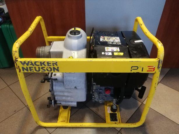 Pompa szlamowa Wacker Neuson PT3H F.VAT