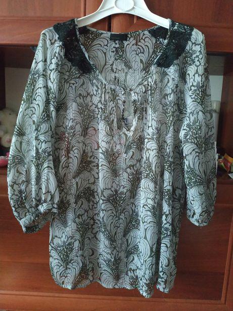 Блуза шифонова блузка