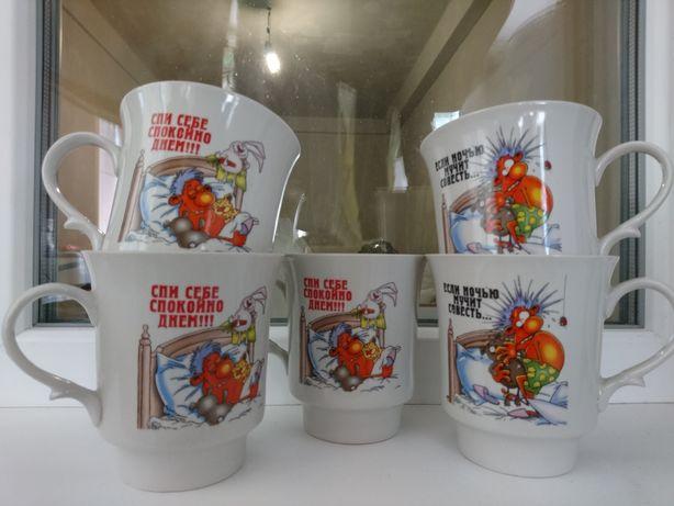 Продам новые чашечки