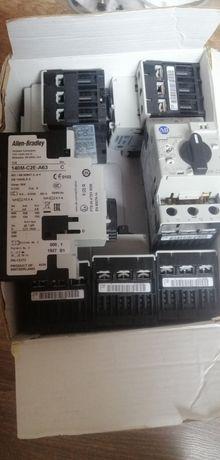 Wyłącznik silnikowy i inna elektronika