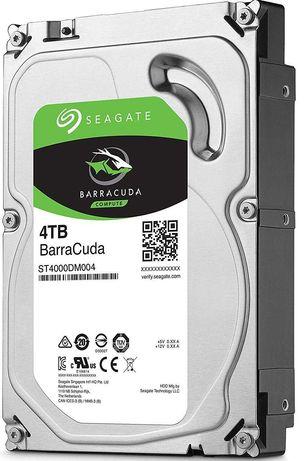 "Seagate BarraCuda ST4000DM004 4TB 256MB Cache SATA 6.0Gb/s 3.5"""