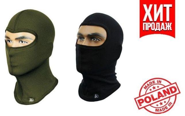 Качественная балаклава маска (подшлемник) Польша
