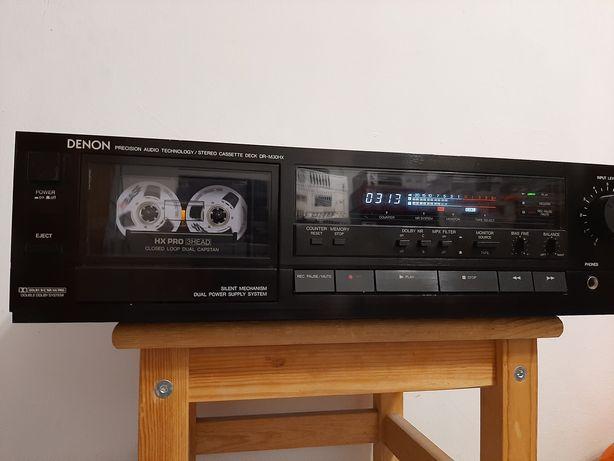 DENON DRM 30HX  deck cassetes
