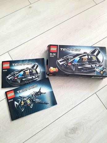 Lego Technic 42002 2w1 samolot,poduszkowiec