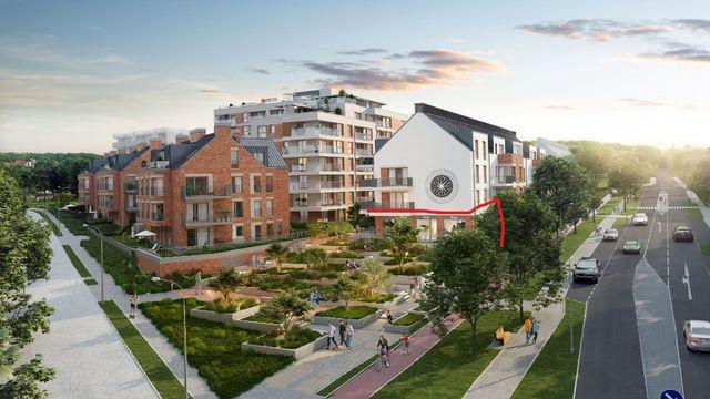 Lokal na parterze do wynajęcia 99 metrów Gdańsk