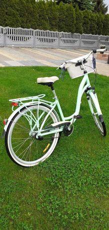 Rower miejski Storm Paris 28' damski, rama aluminiowa, 3 biegowy