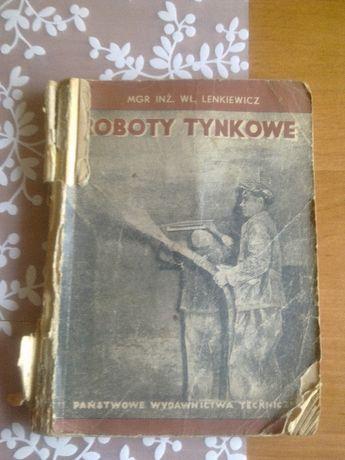 Roboty tynkowe -Władysław Lenkiewicz