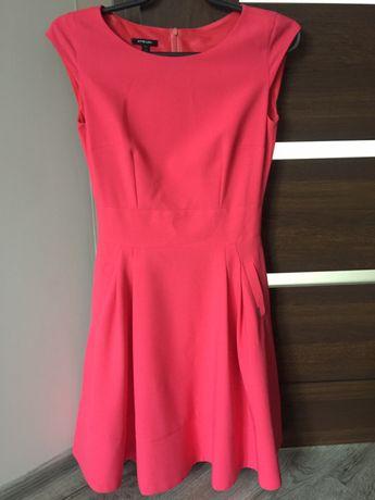 Sukienka koralowa rozmiar 36 firmy Ette Lou