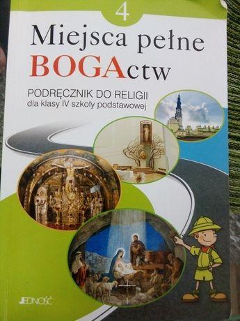 Książka do Religi Kl. VI Miejsca pełne Boga ctw