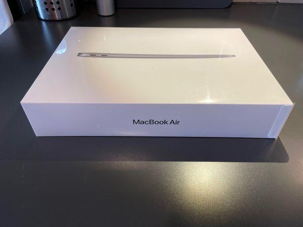Nowy MacBook Air M1/8GB/256GB Czarny/Space Gray