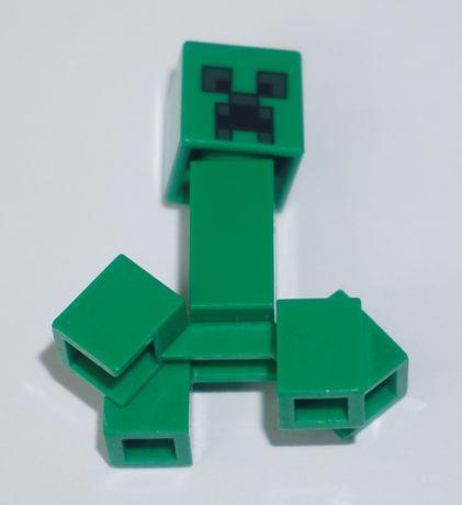 Lego Minecraft - Creeper - minifigurka / ludzik