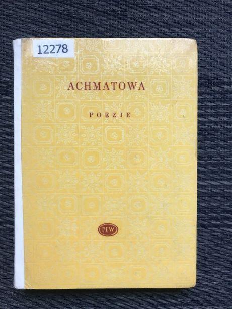 Poezje | Anna Achmatowa