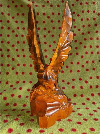 Орел деревяний статуетка ручна робота