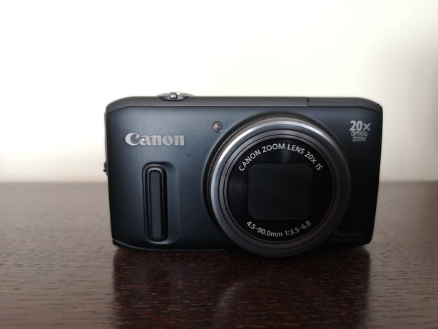 aparat fotograficzny Canon PC1743