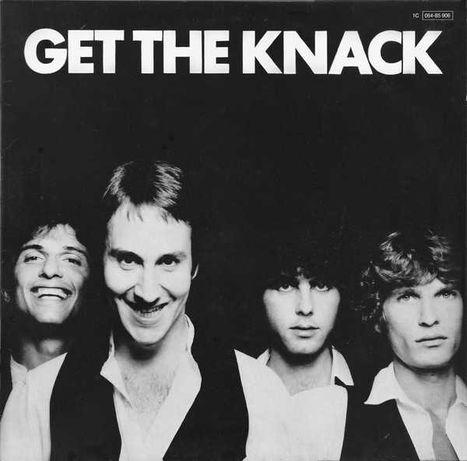 винил The Knack – Get The Knack 1979 г.