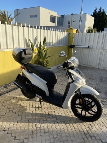 Scooter Kymco 125 (2.0.1.8)