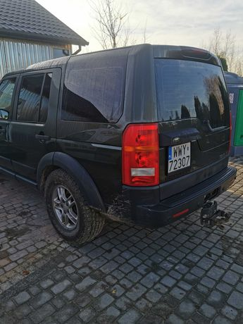Land Rover Discovery 3 2005rok