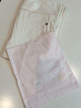 Conjunto de dois lencois para o berco novos