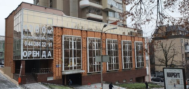 Аренда, 1300 м2, Центр, метро Университет, ул. Б. Хмельницкого, 41