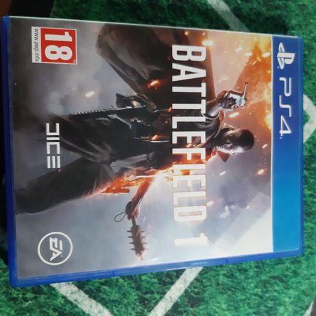 Jogo para PS4 Battlefield 1