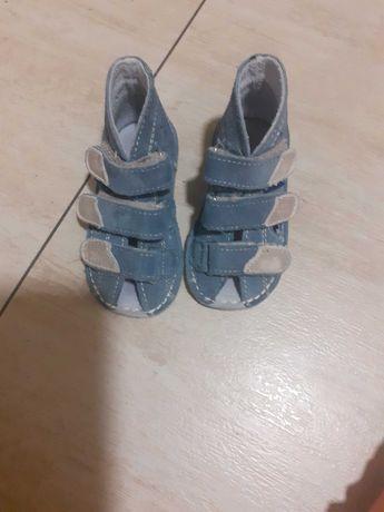 Buty, sandały dla chłopca rozmiar 20