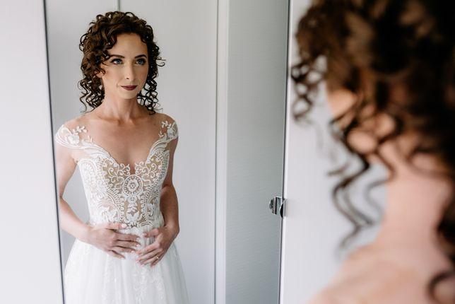 suknia ślubna Eva Lendel Cameron