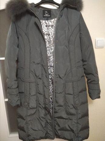 Продам женское пальто (натуральный пух)