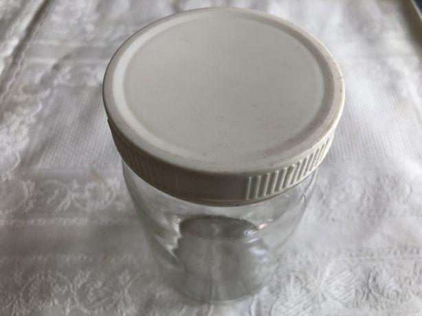 Frascos de vidro 05kg