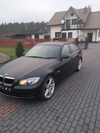 BMW E90 Anglik v5c Black saphire metalic
