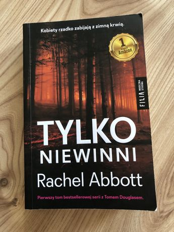 Tylko niewinni Rachel Abbot