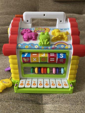 Продам игрушку «Веселый домик» Hola Toys