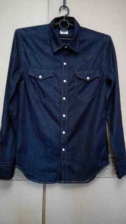 Рубашка джинсовая Levi's DENIZEN левис levis ( wrangler lee)