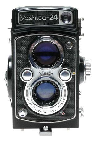 Yashica 24 Twin lens reflex camera